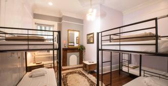 Auberge Nouvelle Orleans Hostel - ניו אורלינס - חדר שינה