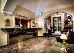 Hotel Dell'angelo - Locarno - Recepcja
