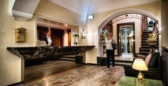 Hotel Dell'angelo - Locarno - Recepción