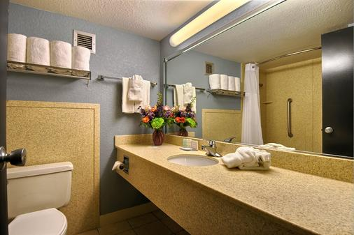 Travelodge by Wyndham Memphis Airport/Graceland - Memphis - Kylpyhuone