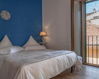 Buonfiglio Cicconcelli - Frascati - Schlafzimmer