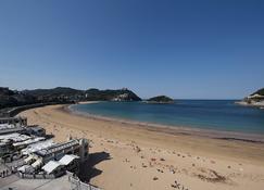 Hotel Niza - Donostia-San Sebastián - Strand