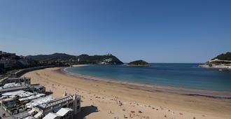 Hotel Niza - San Sebastian - Praia