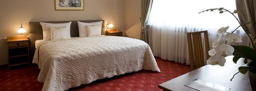 Hotel Hafner - Stuttgart - Makuuhuone