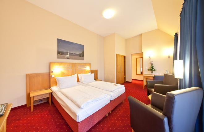 Novum Hotel Gates Berlin Charlottenburg - Berlin - Bedroom