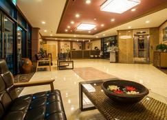 J View Hotel - Jeju City - Lobby