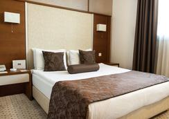 Blanca Hotel - Izmir - Schlafzimmer