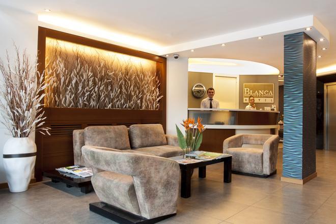 Blanca Hotel - Esmirna - Recepción