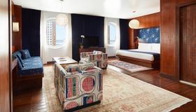 The Maritime Hotel - Nueva York - Sala de estar