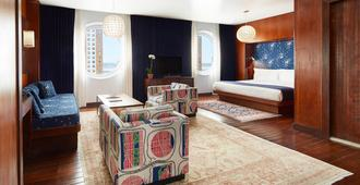 The Maritime Hotel - Nova York - Sala de estar