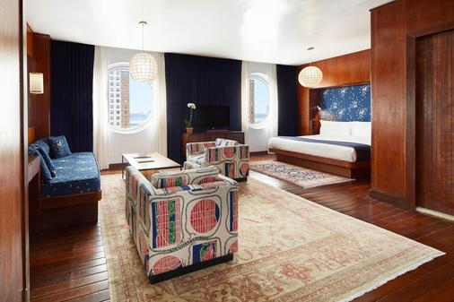The Maritime Hotel - New York - Bedroom