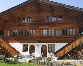 Bergluft - Lenk - Building