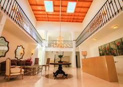 Palm Bay Beach Hotel - Datça - Lobby