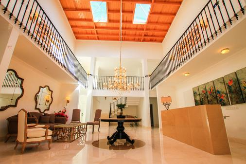 Palm Bay Beach Hotel - Datca - Lobby