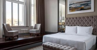 Chekhoff Hotel Moscow Curio Collection by Hilton - Moscow - Bedroom