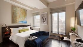 The Marmara Park Avenue - New York - Phòng ngủ