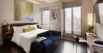 The Marmara Park Avenue - New York - Slaapkamer