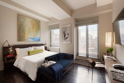 The Marmara Park Avenue - New York - Makuuhuone
