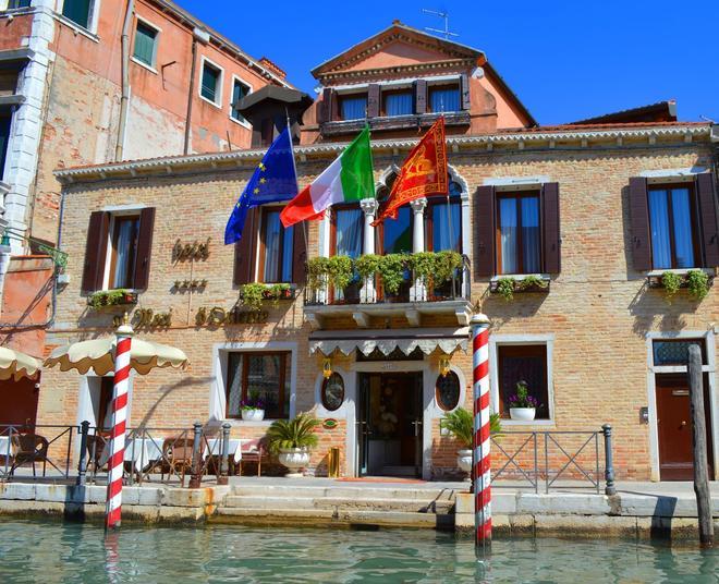 Ai Mori d'Oriente - Βενετία - Κτίριο
