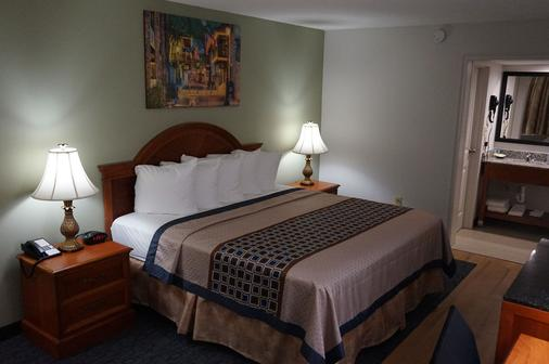 The Smart Stay Inn - St. Augustine - Bedroom