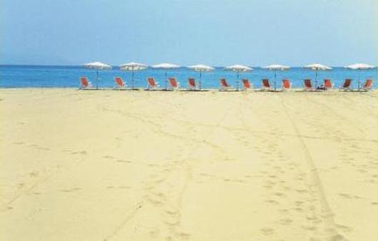 Grand Hotel Palace - Terracina - Beach