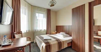 阿巴克酒店 - 格但斯克 - 臥室