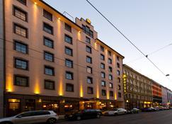 King's Hotel Center - München - Bygning