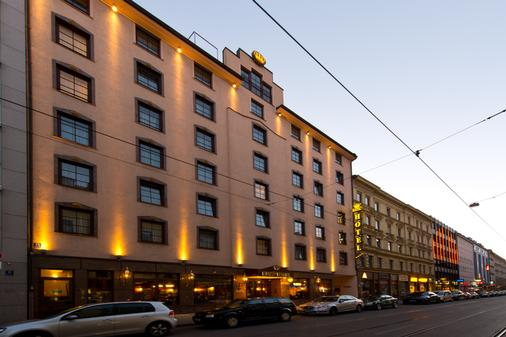 King's Hotel Center - München - Rakennus