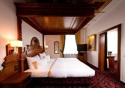 King's Hotel Center - München - Makuuhuone
