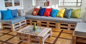 Solar63 Hostel - Porto Alegre - Living room