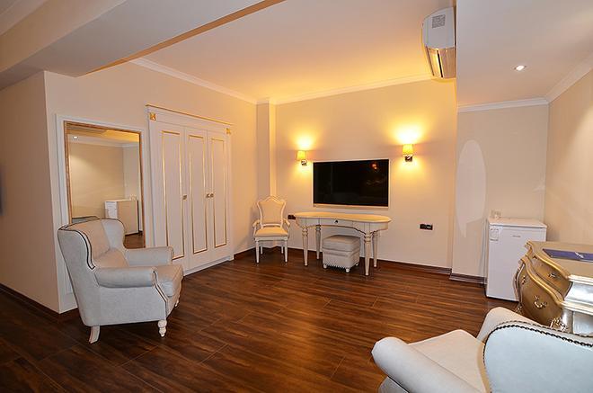 Azka Hotel - Bodrum - Phòng khách