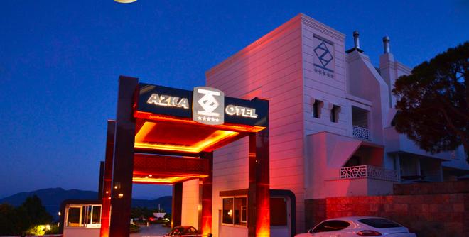 Azka Hotel - Bodrum - Toà nhà