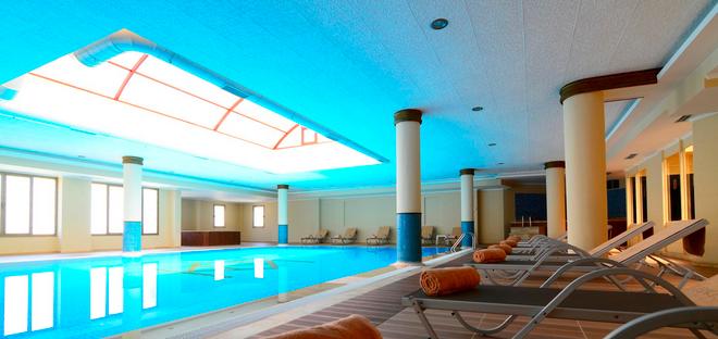 阿茲卡酒店 - 波德倫 - 博德魯姆 - 游泳池