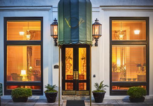 Planters Inn On Reynolds Square - Savannah - Κτίριο
