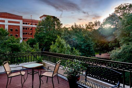 Planters Inn On Reynolds Square - Savannah - Μπαλκόνι