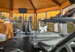 Rustic Inn Creekside Resort And Spa At Jackson Hole - Jackson - Gym