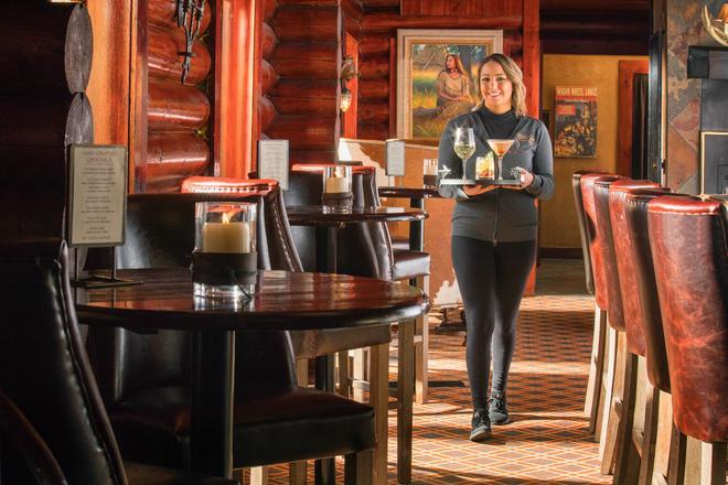 Rustic Inn Creekside Resort and Spa at Jackson Hole - Jackson - Lounge