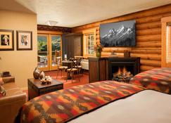Rustic Inn at Jackson Hole - Jackson - Bedroom