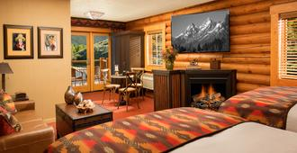Rustic Inn at Jackson Hole - Jackson - Bedroom