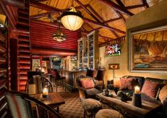 Rustic Inn Creekside Resort And Spa At Jackson Hole - Jackson - Bar
