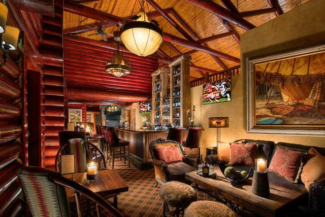 Rustic Inn Creekside Resort and Spa at Jackson Hole - Jackson - Bar