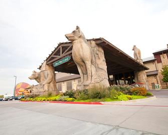 Great Wolf Lodge Sandusky Oh - Santa Monica - Gebouw