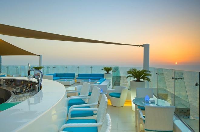 Hilton Dubai The Walk - Dubaï - Bar