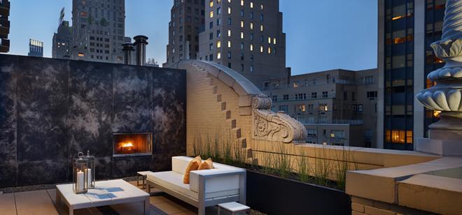 AKA Central Park - New York - Balcony