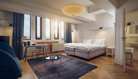 Lloyd Hotel - Amsterdam - Bedroom