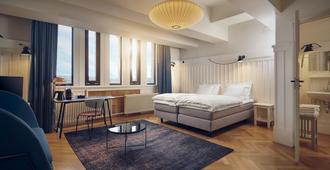 Lloyd Hotel - Amsterdam - Sovrum
