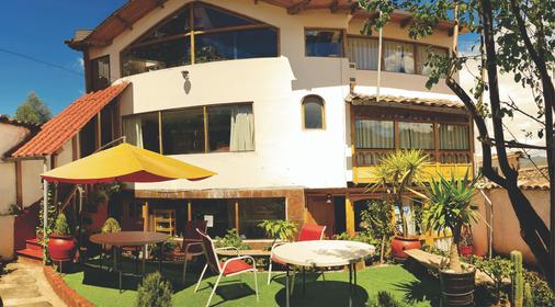 Hostal Inti Quilla - Cusco - Building