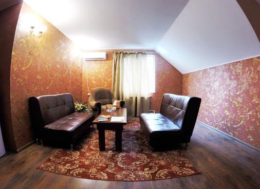 Lavitor Hotel - Bischkek - Wohnzimmer