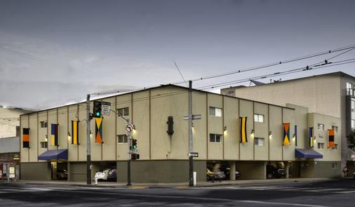 SOMA Park Inn – Civic Center - San Francisco - Building