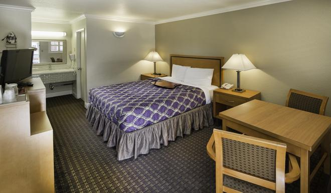 SOMA Park Inn – Civic Center - San Francisco - Bedroom
